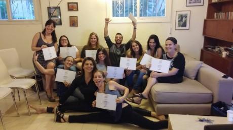 קורס תסריטאות מפגש סיום - יה בייבי!