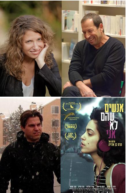 היוצריםות השוויםות שיגיעו לסדנת כתיבת הסרטים